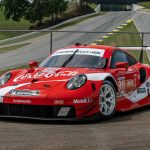 Nueva evolución del Porsche 911 RSR de Scaleauto para defenderse en las pistas de GT3