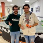 Besay Porta e Ignasi Baldominos nuevos campeones Resisbarna 2020